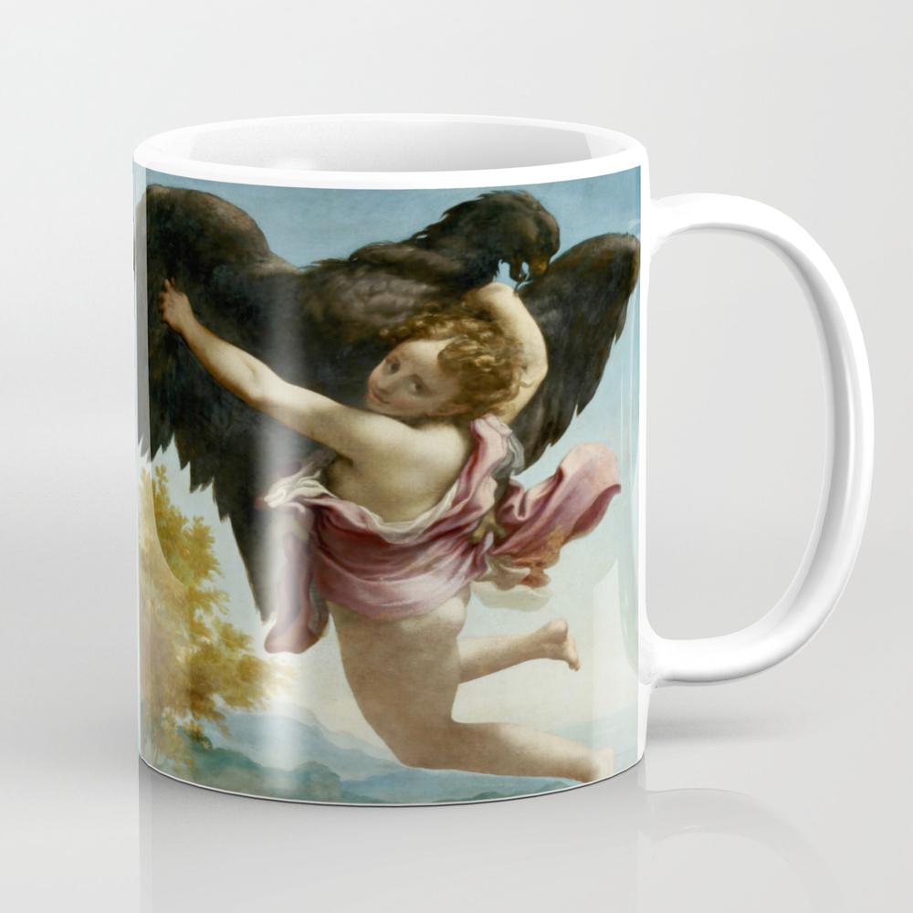 """Antonio Allegri Da Correggio """"""""ganymede Abducted B… Coffee Cup by Alexandra_arts"""" MUG8867742"""