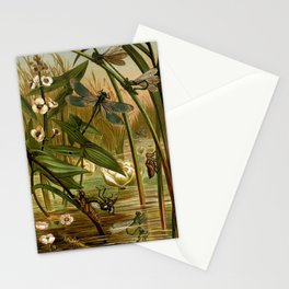 Brehms Thierleben Stationery Cards