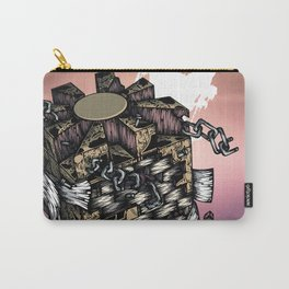 The Six Faces Of Curiosity Carry-All Pouch