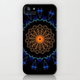 Raay Mandalla 140 iPhone Case