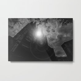 Dark cathedral Metal Print