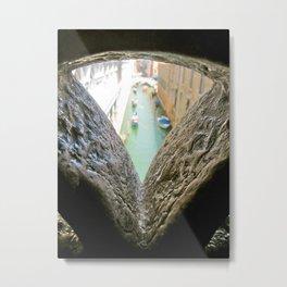 Bridge of Sighs-Venice, Italy Metal Print