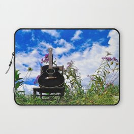 Playing the Field Laptop Sleeve