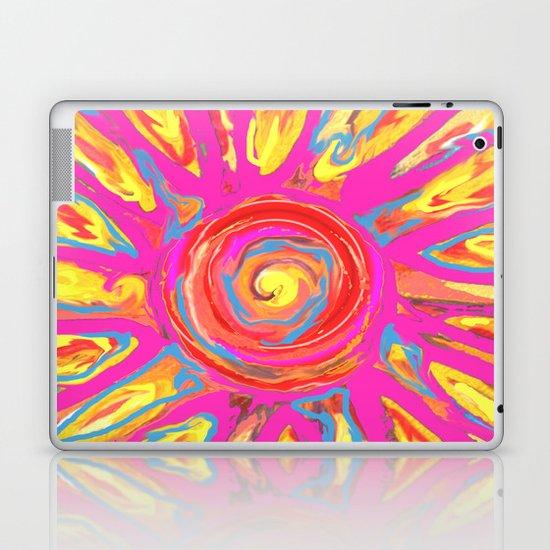 Alien Sun Laptop & iPad Skin