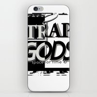 gucci iPhone & iPod Skins featuring trap gods... by kemistree