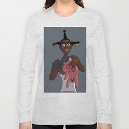 Loc dog Long Sleeve T-shirt