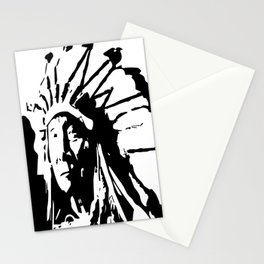 Chief Joseph Stationery Cards