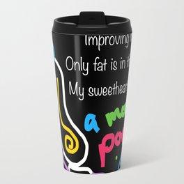 Love Humor (Poem) Travel Mug