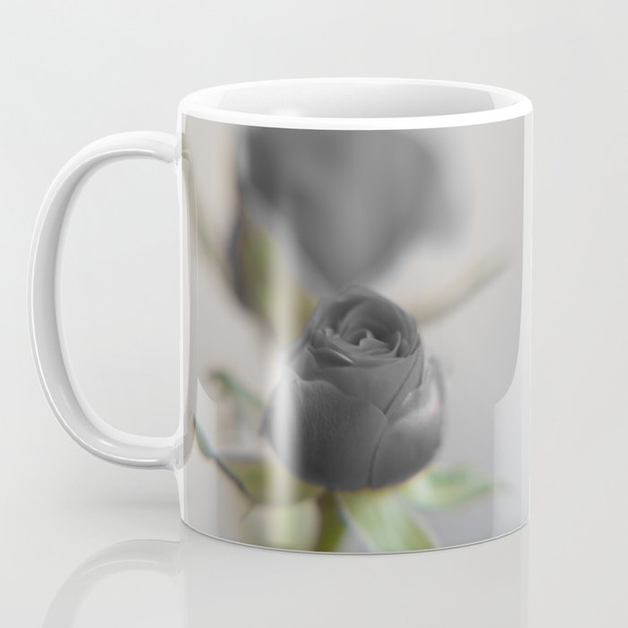 A Black Rose for your Sweetheart Coffee Mug