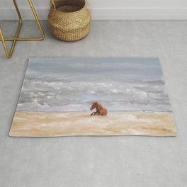 Beach Baby Rug