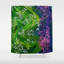 Macro Destiny Expanded Shower Curtain