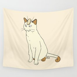 Meowth Wall Tapestry
