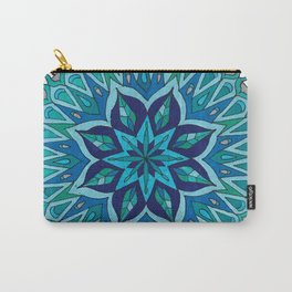 Mandala of Intuition Carry-All Pouch