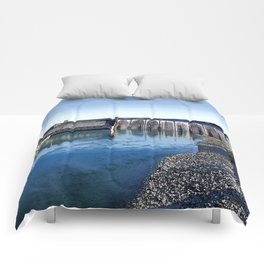 Grand Coulee Dam Comforters