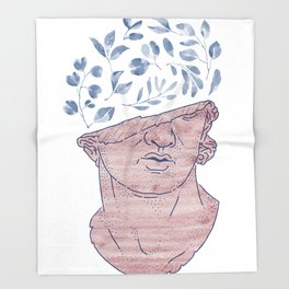 Ancient Memory Throw Blanket