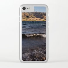 Lake Dunstan Clear iPhone Case
