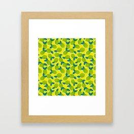 Limes for daysss Framed Art Print