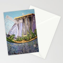 Oakland Jewel From Oakland.Style Stationery Cards