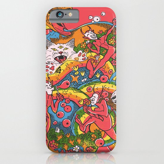 Holiday Imp iPhone & iPod Case