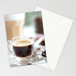 Fresh Espresso Stationery Cards