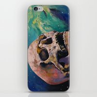fullmetal alchemist iPhone & iPod Skins featuring The Alchemist by Michael Creese