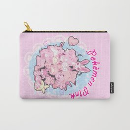 Pokémon pink Carry-All Pouch