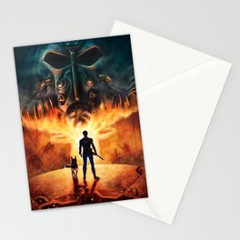 FALL OUT: RAIDER ROAD (No Text) Stationery Cards