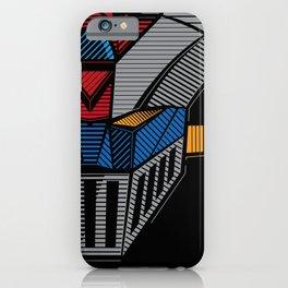 090 Great Mazinger Full iPhone Case