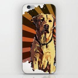 My favorite dog iPhone Skin