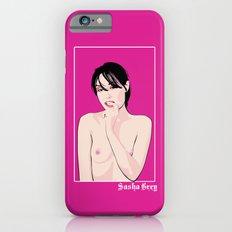 Sasha Grey Slim Case iPhone 6s