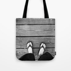 The Path I Walk Tote Bag