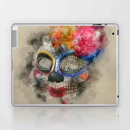 Watercolour Mask Laptop & iPad Skin