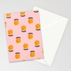 Citrus Lash Stationery Cards