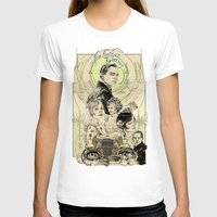 gatsby T-shirts featuring the great nouveau gatsby by yo, sb!