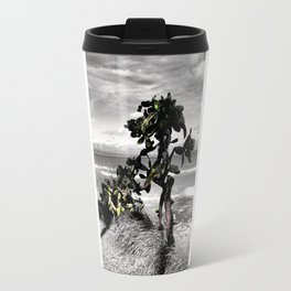 The Catus Tree Siesta Key Beach Travel Mug
