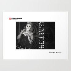 #09 - Hellraiser Art Print