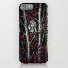 Night so Dark, Where are you? Slim Case iPhone 6s