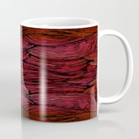 anxiety Mugs featuring Anxiety by NaturePrincess