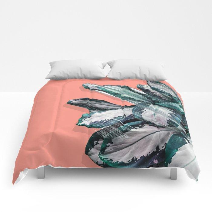 Skyward Plant Comforters