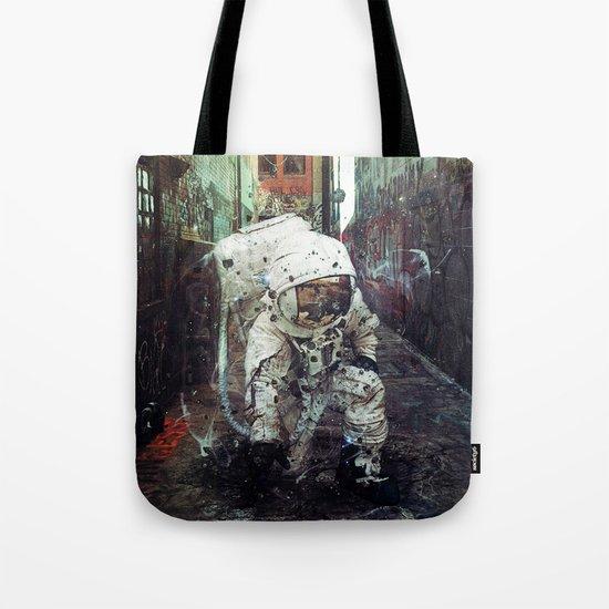 Alley Tote Bag