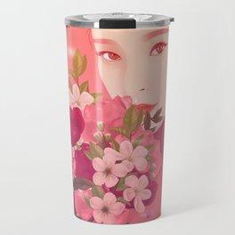 FLOWERFUL Travel Mug