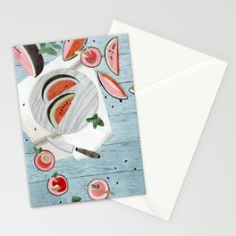 The Watermelon Season Stationery Cards