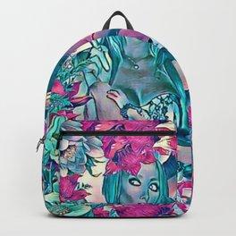 A Taste of Kate (Pink Vers.) Backpack