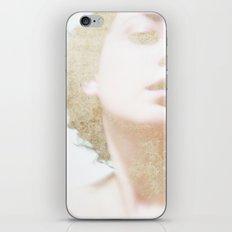 Self Portrait in Gold iPhone & iPod Skin