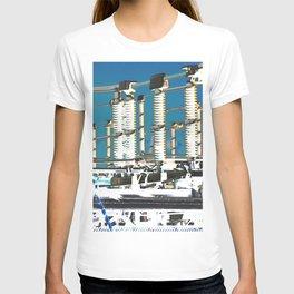 """Electric City"" T-shirt"