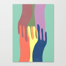 All Together Now Canvas Print