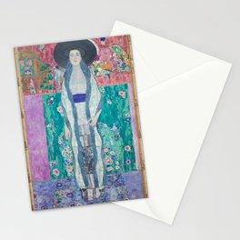 Gustav Klimt Adèle Bloch Bauer II (1912) Stationery Cards