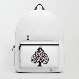 Ace of spade Backpack