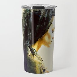The carrier of ravens Travel Mug