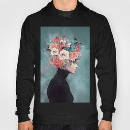 blooming 3 Hoody